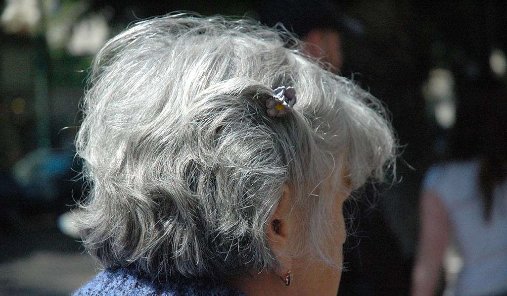Gråt hår har intet med alder at gøre