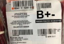 Blodtype B, Jægeren og Blandingen