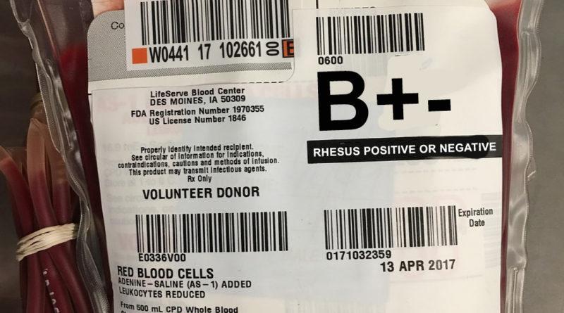 blodtype b positiv kost