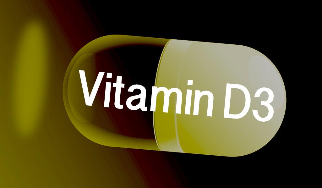 Stor gavn af D-vitamin fra kosttilskud