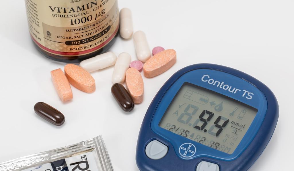 Diabetes type 1 forbundet med mangel på vitaminer og mineraler