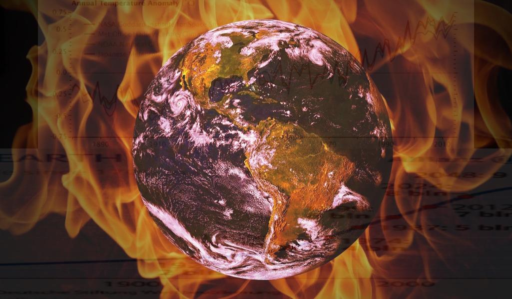 Det er din krop som øger den globale temperatur