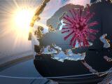 Kosmisk stråling kan forårsage virus