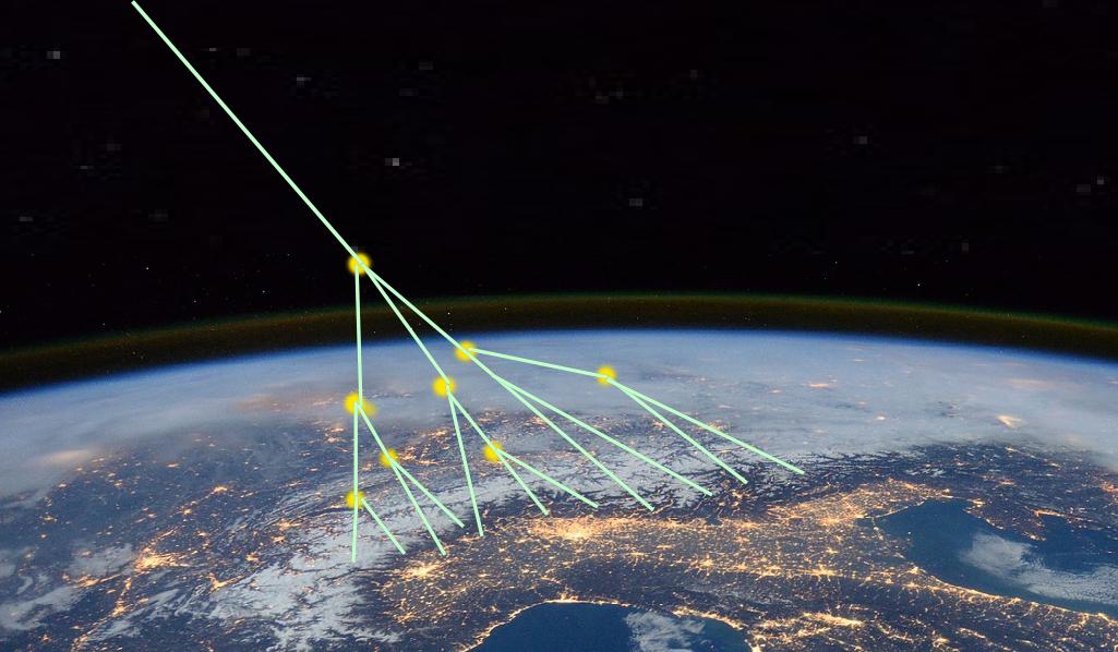 Kosmisk stråling er farligt, men hvad er det for noget ?